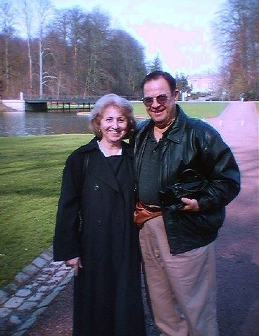 Joy and George at Tervuren...Click