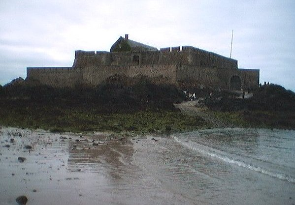 The Fort at St-Malo