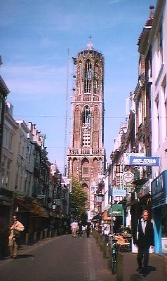 The Belfry at Utrecht